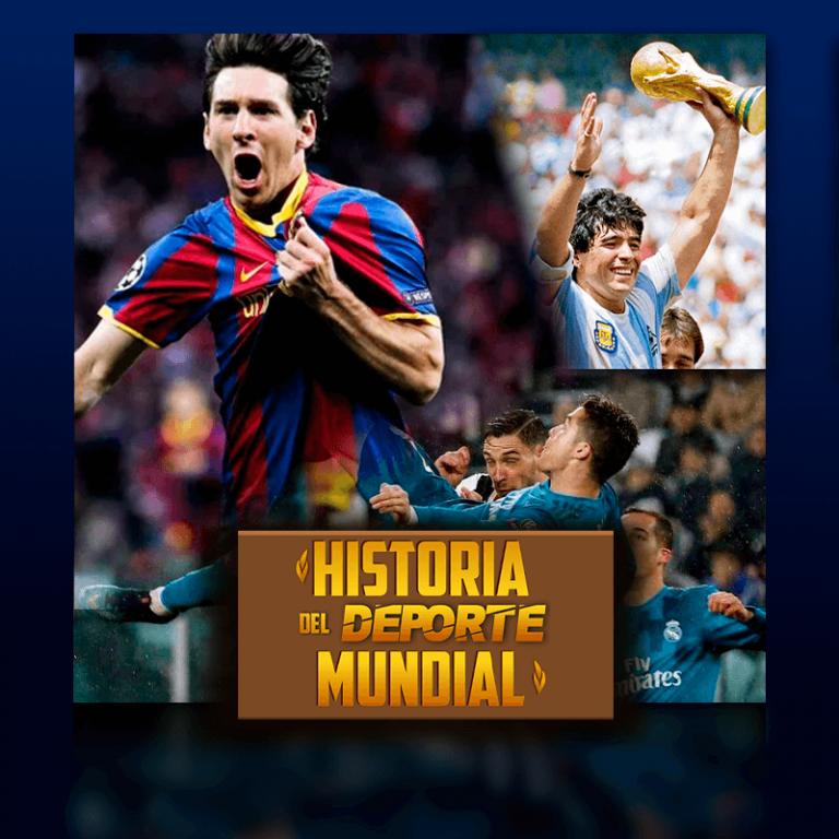 Historia del deporte mundial